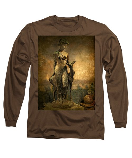 Golden Lady Long Sleeve T-Shirt