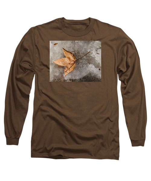 Golden Leaf Long Sleeve T-Shirt