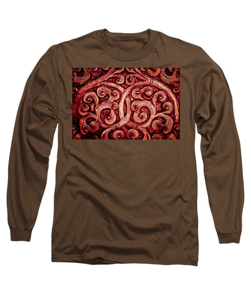 Golden Metalwork Long Sleeve T-Shirt