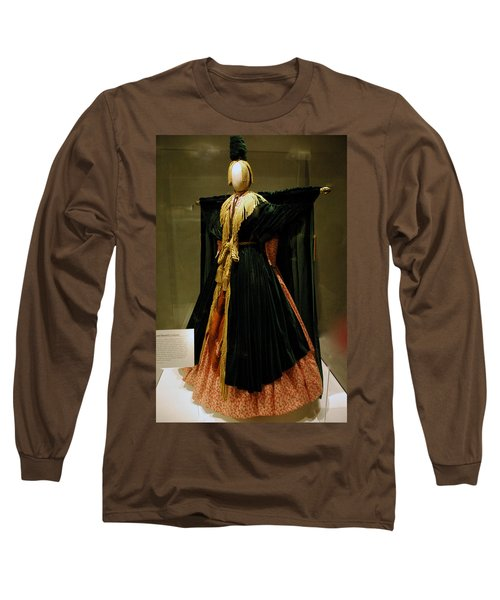 Gone With The Wind - Carol Burnett Long Sleeve T-Shirt