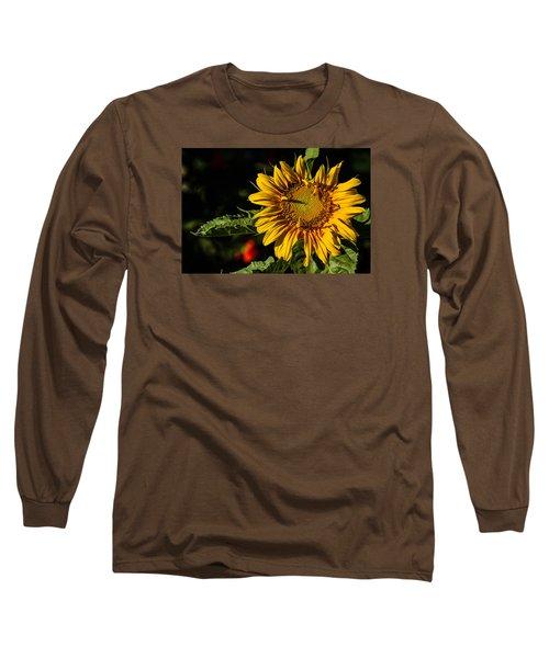 Good Morning Long Sleeve T-Shirt by Alana Thrower