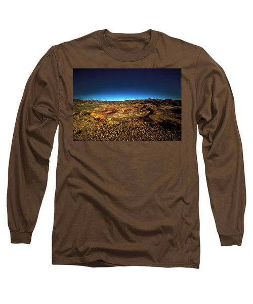Good Morning From The Oregon Desert Long Sleeve T-Shirt