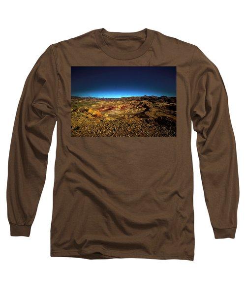 Good Morning From The Oregon Desert Long Sleeve T-Shirt
