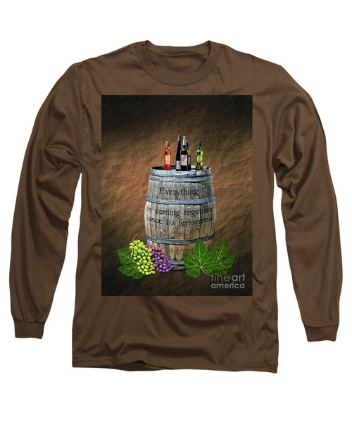Good Things Take Time Long Sleeve T-Shirt