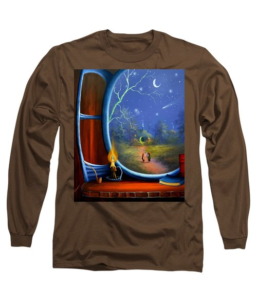 Good To Be Home Long Sleeve T-Shirt