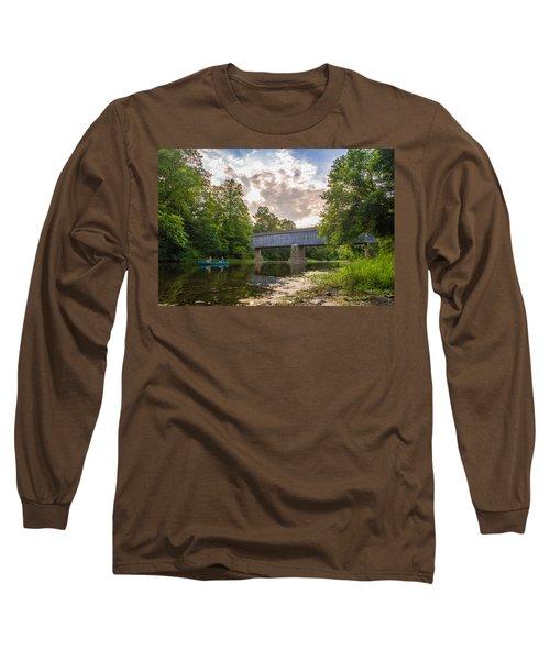 Good To Canoe Long Sleeve T-Shirt