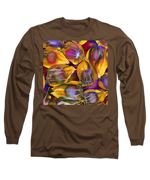 Goosed Berry Pods Long Sleeve T-Shirt
