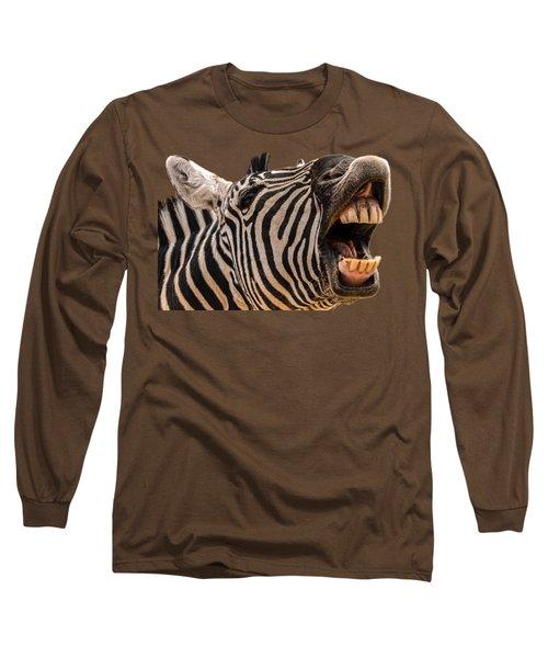 Got Dental? Long Sleeve T-Shirt by Mark Myhaver