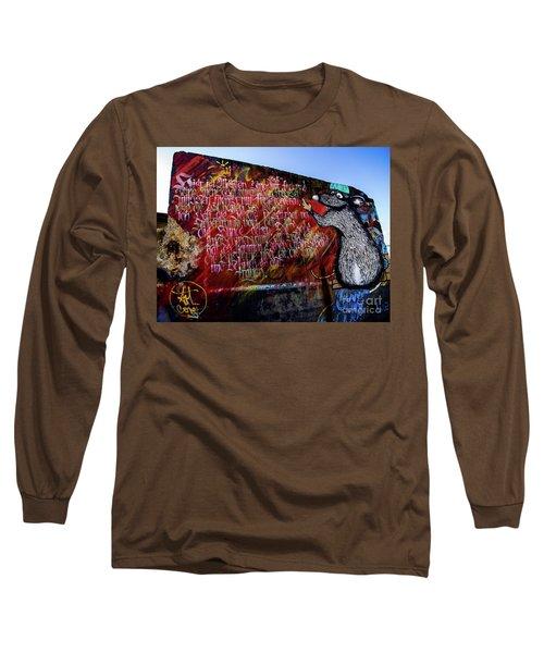 Graffiti_02 Long Sleeve T-Shirt