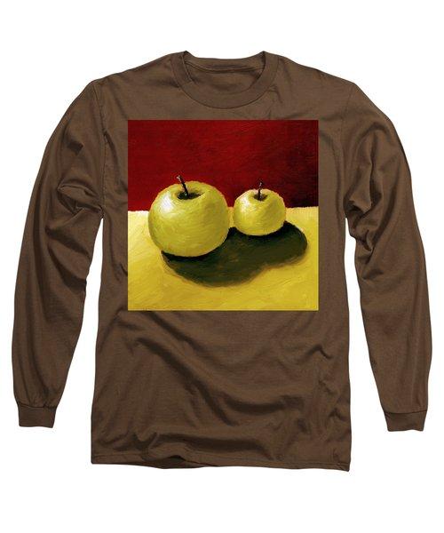 Granny Smith Apples Long Sleeve T-Shirt