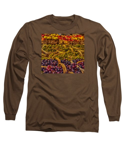 Grapes Galore Long Sleeve T-Shirt