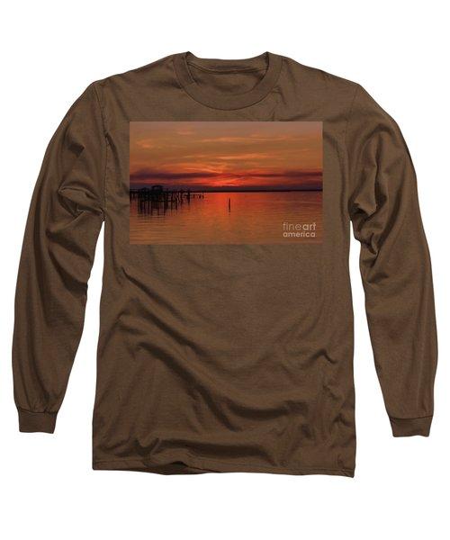 Grateful Sky Long Sleeve T-Shirt