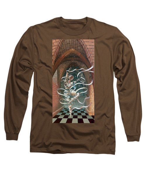 Great Ghost Of Caesarea Long Sleeve T-Shirt