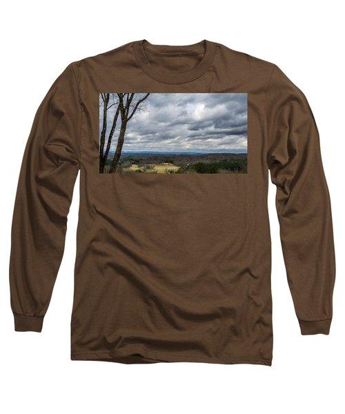 Grey Skies Long Sleeve T-Shirt