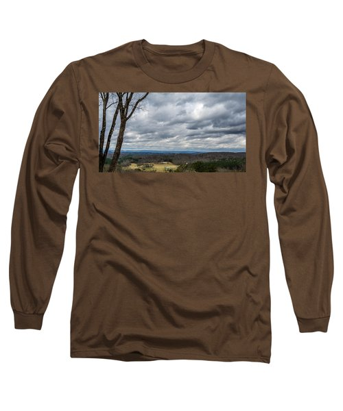 Grey Skies Long Sleeve T-Shirt