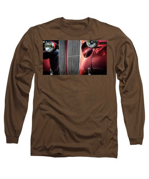 Willys Grill Long Sleeve T-Shirt