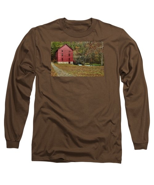 Grist Mill Wtrees II Long Sleeve T-Shirt