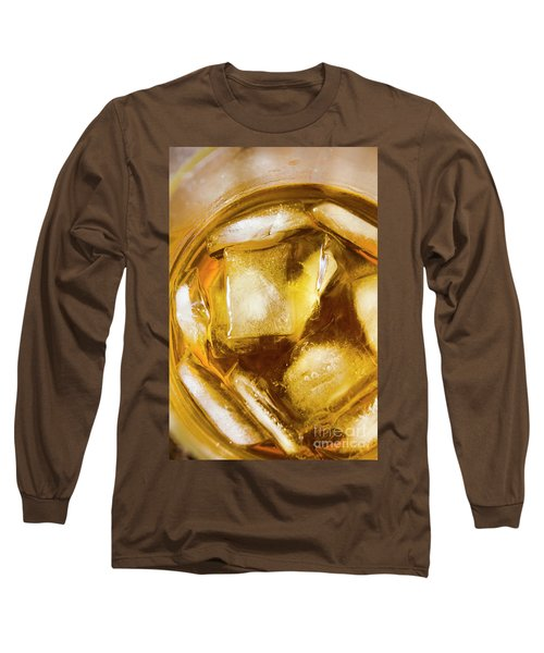 Grog On The Rocks Long Sleeve T-Shirt