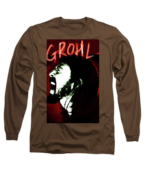 Grohl  Long Sleeve T-Shirt