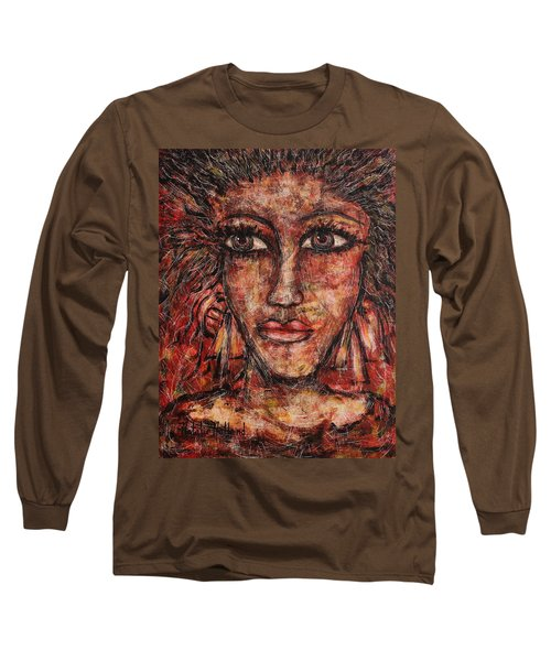 Gypsy Long Sleeve T-Shirt by Natalie Holland