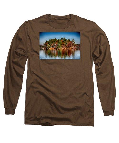 Haggetts Reflections Long Sleeve T-Shirt