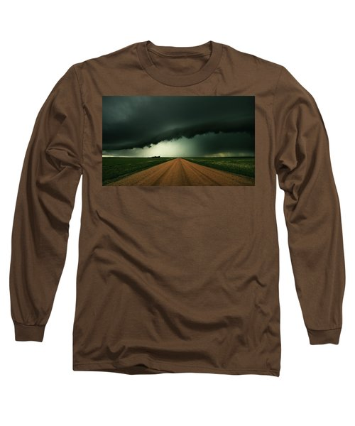 Hail Shaft Long Sleeve T-Shirt