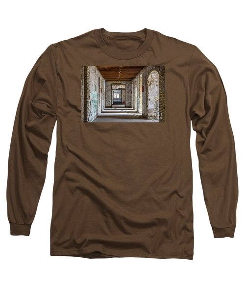 Hall To Patient Rooms Long Sleeve T-Shirt