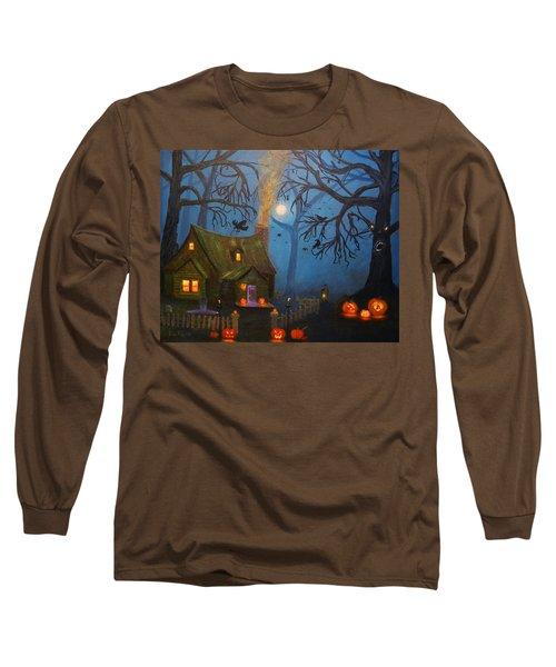 Halloween Night Long Sleeve T-Shirt