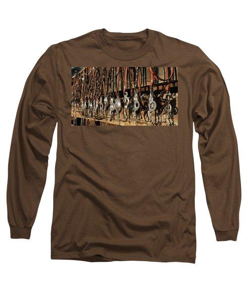Hanging Bits Long Sleeve T-Shirt