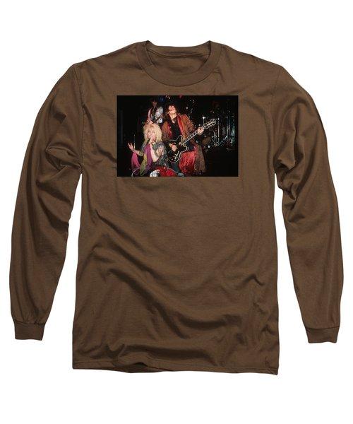 Hanoi Rocks Long Sleeve T-Shirt