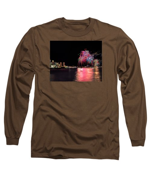 Happy Labor Day 213 Long Sleeve T-Shirt