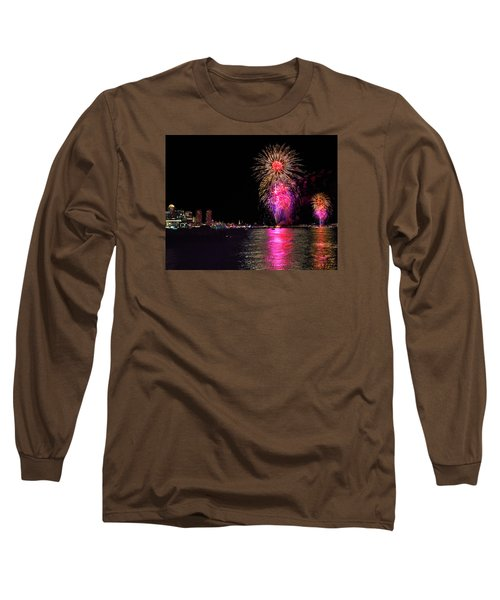 Happy Labor Day 214 Long Sleeve T-Shirt
