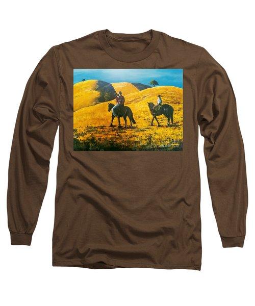 Happy Memories Long Sleeve T-Shirt