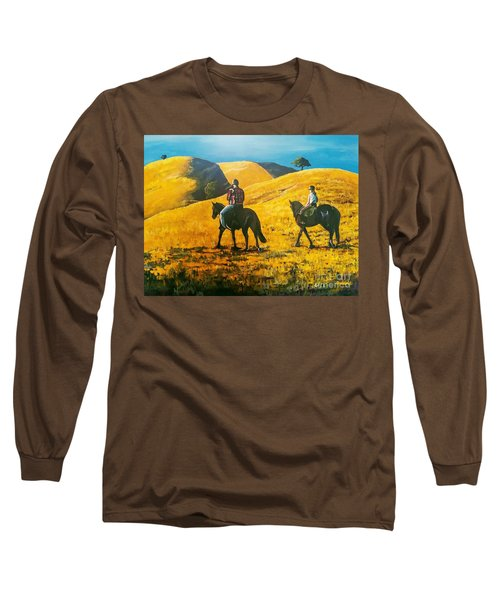 Happy Memories Long Sleeve T-Shirt