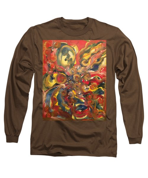Happy To Be Me Long Sleeve T-Shirt