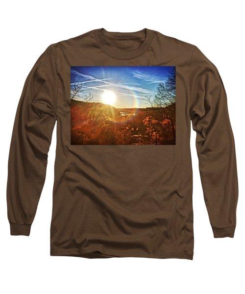 Harpers Ferry Sunset Long Sleeve T-Shirt