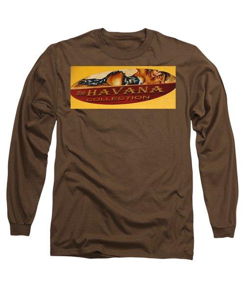 Havana Collection Long Sleeve T-Shirt