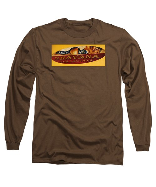 Havana Collection Long Sleeve T-Shirt