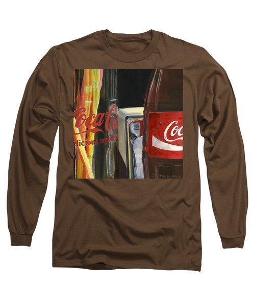 Have A Coke... Long Sleeve T-Shirt