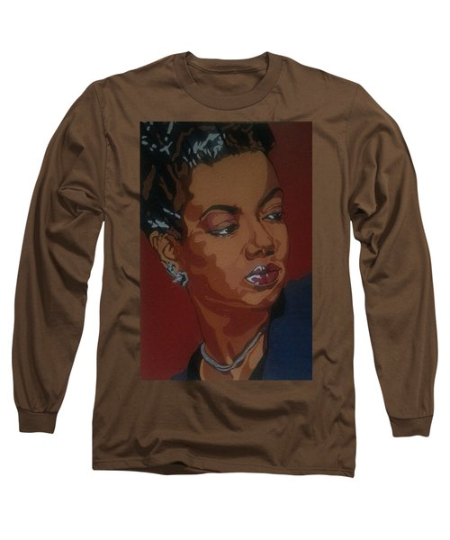 Hazel Scott Long Sleeve T-Shirt