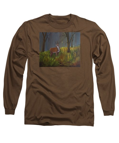 He Who Holds The Key Long Sleeve T-Shirt