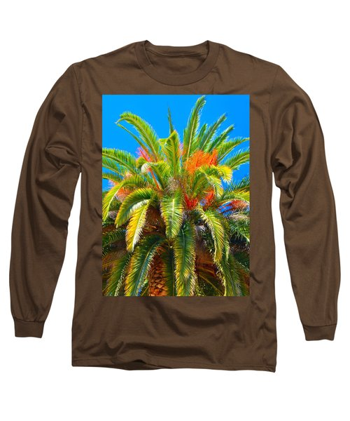 Head Dress Long Sleeve T-Shirt