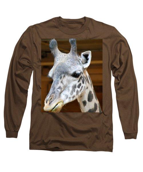 Heads Up Long Sleeve T-Shirt