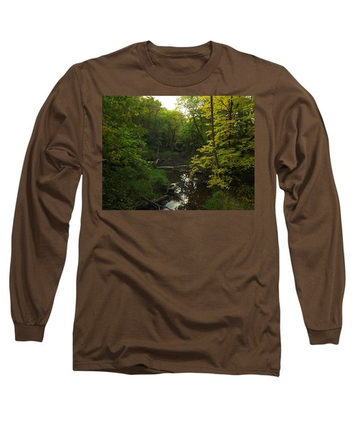 Heart Of The Woods Long Sleeve T-Shirt