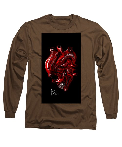 Heartache Long Sleeve T-Shirt
