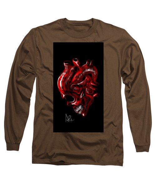Heartache Long Sleeve T-Shirt