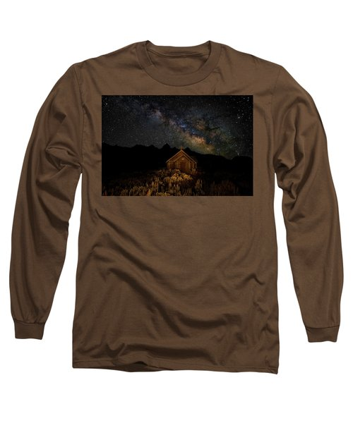 Long Sleeve T-Shirt featuring the photograph Heaven And Earth by Scott Read