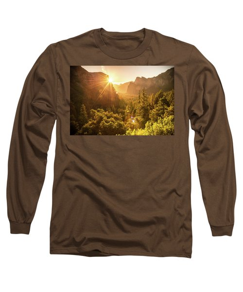 Heavenly Valley Long Sleeve T-Shirt
