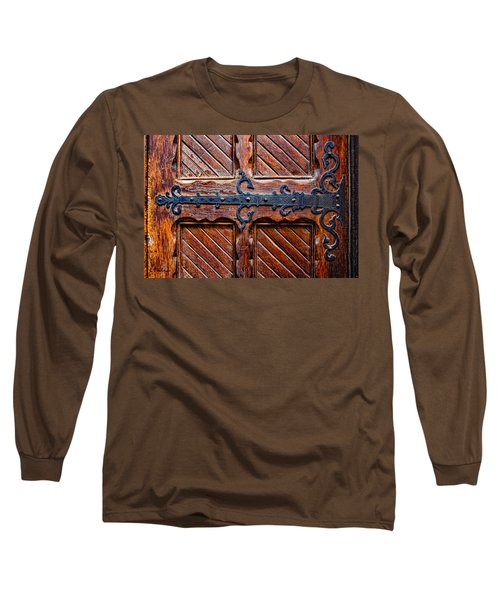 Heavy Duty Long Sleeve T-Shirt