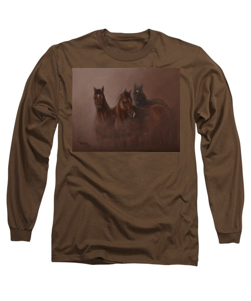 Heavy Mist Long Sleeve T-Shirt